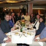 2006 Annual 'Fecal Feast' held in South Atlantic on MV Marco Polo 15th February